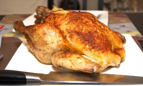 Gebraden kippen
