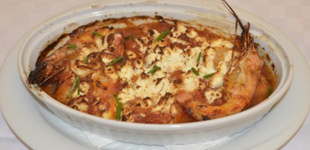Lhot Dhbi Maammer Maa Matischa (Zeebrasem Met Tomatenvulling)