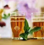 Marokkaanse thee (nah-nah)